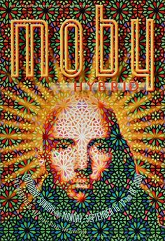 Moby Bill Graham Presents