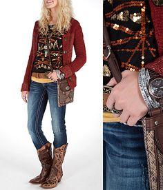 """Best Buds"" #buckle #fashion www.buckle.com"