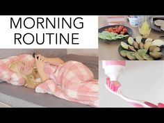 MORNING ROUTINE ♥ Weekend-Edition - YouTube