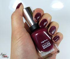 Sally Hansen - 415 Ruby Do (Sorbet Soirée Kollektion) | Sweet Cherry