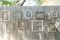 Sara+++Stephen+|+A+DIY+Backyard+Wedding+|+Dallas,+TX