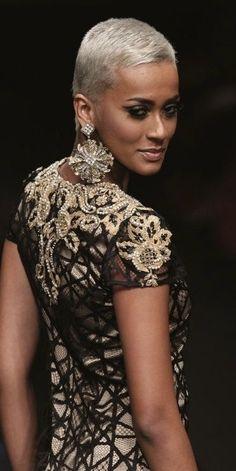 Indonesian model Kimmy Jayanti