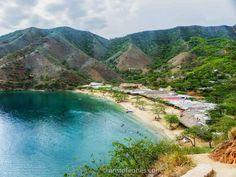 Taganga: entre el mar y el paraíso - aristofennes