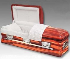 Bacon Funeral Coffin $2,999.99