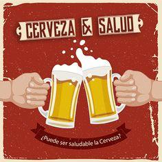 Los componentes naturales de la cerveza la hacen poseer grandes características saludables, ayuda a prevenir diversas afecciones que atacan tu bienestar