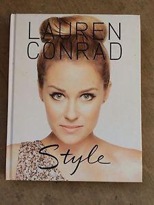 Lauren Conrad Style by Lauren Conrad (Hardcover)  | eBay