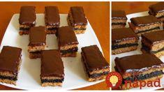 Lekvárové čudo úplne BEZ vajec: Tento koláčik tromfne aj kysnuté buchty, chuť luxusná! Tiramisu, Ale, Treats, Ethnic Recipes, Sweet, Food, Sweet Like Candy, Candy, Goodies