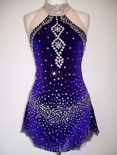 Wore a dress like this at the ISIA worlds in Chicago, 1992