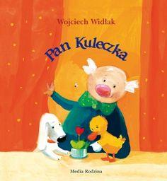 """Książka """"Pan Kuleczka"""" wydawnictwo Media Rodzina"""