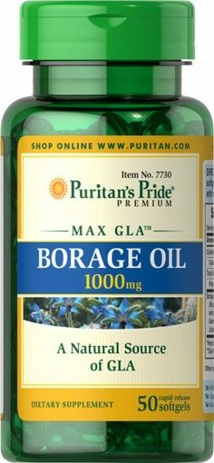 Borage Oil 1000 mg Heart Health Supplements, Borage Oil, Body Products, Facial, Personal Care, Healthy Recipes, Diet, Food, Self Care