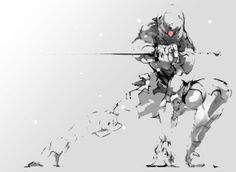 Post with 26 votes and 5806 views. Gray Fox from the MGS series and my favorite cyber ninja Grey Fox, Gray, Cyber Ninja, Snake Metal Gear, Got Game, Fox Art, Cartoon Games, Video Game Art, Character Art