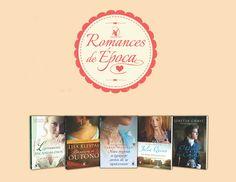 Cantinho da Leitura: Tour Literário | 3º Encontro de Fãs de Romances de Época