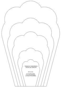 Best 12 Large flower petals pictures of photo albums flower petal template – Artofit – SkillOfKing.Com - Her Crochet Free Paper Flower Templates, Flower Petal Template, Paper Flower Patterns, Paper Flowers Craft, Large Paper Flowers, Paper Flower Tutorial, Paper Flower Backdrop, Giant Paper Flowers, Templates Free