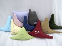 statistical distribution plushies