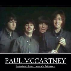 Oh Paul...