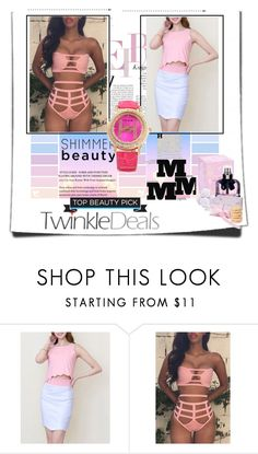 """""""Twinkle Deals 20"""" by difen ❤ liked on Polyvore featuring Maison Margiela, Yves Saint Laurent and Mikimoto"""