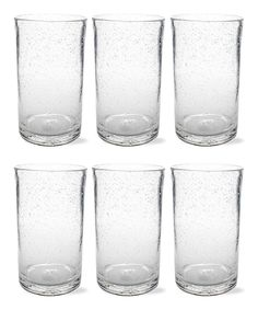 Look at this Bubble Tumbler - Set of Six on #zulily today!