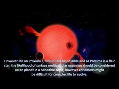 Earth-Like Planet Around Proxima Centauri Discovered - YouTube