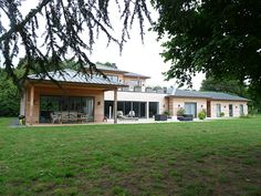 Maison de campagne | Salon Maison Bois Angers