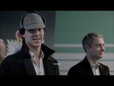 """""""John Watson, you keep me right.""""~ Sherlock - YouTube"""