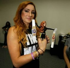 Photos: WWE Superstars appear at San Diego Comic-Con 2019 Becky Wwe, Wwe Game, Rebecca Quin, Aj Lee, Raw Women's Champion, Wwe Womens, Becky Lynch, San Diego Comic Con, Seth Rollins