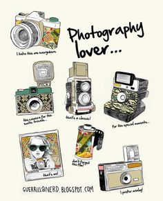 Photography lover...