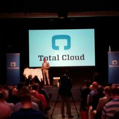 #Alex #Stubb @ #total #Cloud #2014