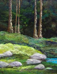 #680 Deep Woods by Deebs Fiber Arts, via Flickr
