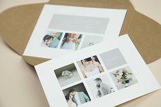 2014 Modern Elegant Photo Holiday Cards