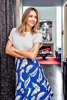 Jessica Alba, Actress and Co-Founder of The Honest Company