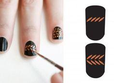 Tips for 3 Nail-Art DIYs
