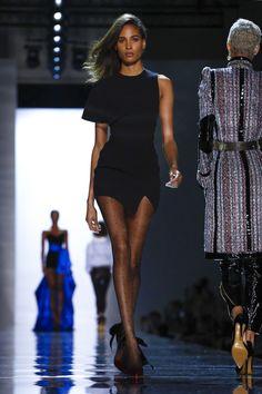 Cindy Bruna for Alexandre Vauthier Couture Spring Summer 2017 Paris