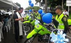 La alcaldia de Puerto Lopez y la Policia Nacional fortalecen la seguridad ciudadana