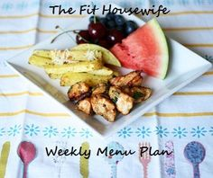 Weekly Menu Plan - Your Specialty Weight Loss Blog | Healthy Eating Recipes | Better Weight Loss Methods | Healthy Recipes for Weight Loss | Low Calorie Recipes | Better Health and Fitness Tips | The Best Fitness Tips and Advice | Lose Weight Fast | Lose Weight Meal Plan