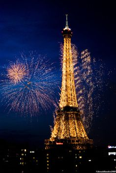 bastille day tours france