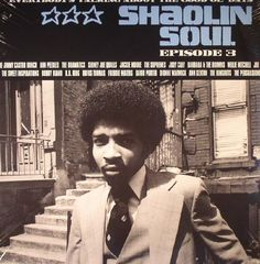 New Compilation feat Joe Tex, B.B. King, Ann Peebles & more! Shaolin Soul Episode 3 (Parlophone)