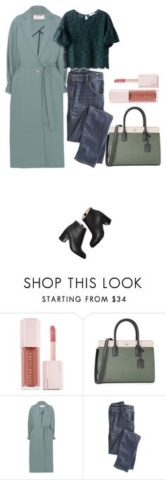 """Untitled #65"" by shinrashuya on Polyvore featuring Kate Spade, Zimmermann and Wrap"