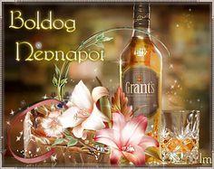 Photo by Lady Moon Happy Name Day, Cool Websites, Happy Birthday, Moon, Bottle, Lady, Amanda, Smile, Humor