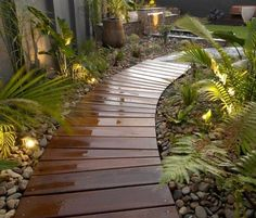 building a pallet walkway - Google Search