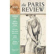 The Paris Review No. 215, Winter 2015
