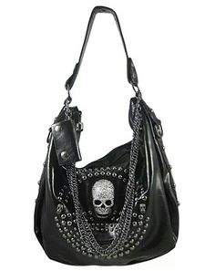 A must have skull purse