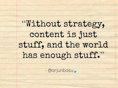 Wise words. #contentmarketing #quotes http://www.smartmarketingthailand.com/