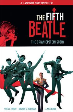 The Fifth Beatle: The Brian Epstein Story by Vivek J. Tiwary | PenguinRandomHouse.com  Amazing book I had to share from Penguin Random House