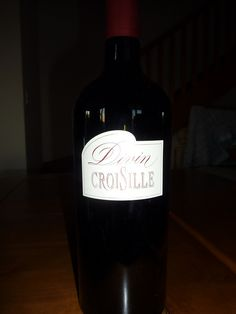 Divin Croisille 2011 from Chateau Croisille, Fages, Lot , France