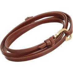 Miansai Gold Mini Hook Wrap Bracelet ($95) ❤ liked on Polyvore featuring jewelry, bracelets, accessories, belts, gold hook bracelet, gold bangles, hook bracelet, bracelet bangle and yellow gold bangle
