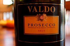 Valdo Prosecco Brut DOC - Holiday Sparklers Wine #2. $10
