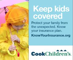 Are you familiar with your health insurance plan? Use this website to educate yourself. www.knowyourinsurance.org