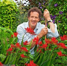 Monty says that the Lucifer flower is a joyous dramatic star in any garden and makes a good container plant. Monty says that the Lucifer flower is a joyous dramatic star in any garden and makes a good container plant. Modern Coastal, Coastal Style, Coastal Industrial, Coastal Cottage, Coastal Decor, Coastal Entryway, Coastal Farmhouse, Coastal Furniture, Monty Don