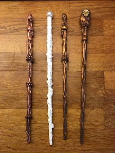 Country View Crafts' Projects: Pimp It Up - Chopstick Wands