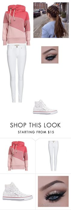 """""""Untitled #95"""" by hazzalove420 on Polyvore featuring Burberry and Converse"""